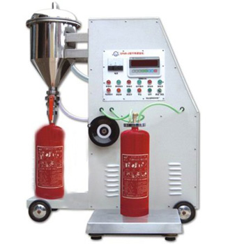FM-08 Automatic type fire extinguisher powder filler  technical