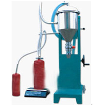 FM-16A Fire extinguisher powder filler( stainless steel type)