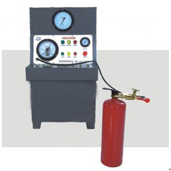 DMF-B Nitrogen filling and timing machine
