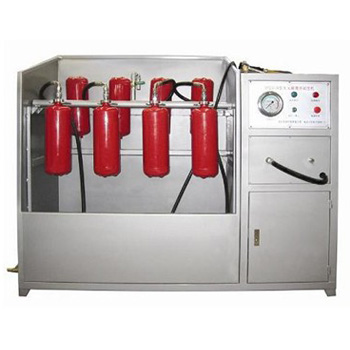 DFM-19 Test pressure and cleaning machine