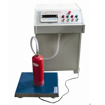 DFM-11 Water type extinguisher filling machine
