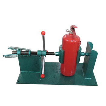 DFM-12 Manual fire extinguisher clamper