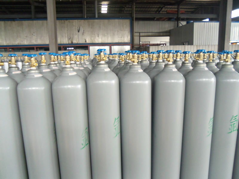 hiqh pressure argon gas storage cylinders
